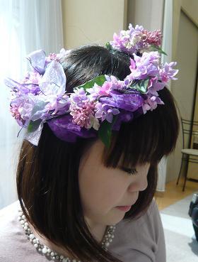 花冠-紫サイド